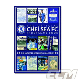 【予約PRM01】【国内未発売】チェルシー プログラムブック【サッカー/プレミアリーグ/Chelsea】