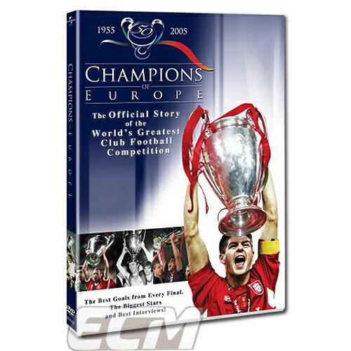 "【SALE】【国内未発売】チャンピオンズ オブ ヨーロッパ DVD ""50 Years Of The European Cup""【サッカー/チャンピオンズリーグ/UEFA】お取り寄せ対応可能PRM01 EUR02"