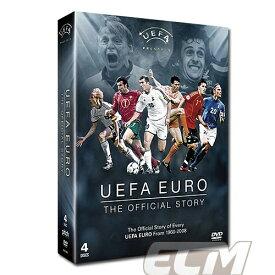 """【予約EUR02】【国内未発売】ユーロ オフィシャルストーリー """"UEFA EURO The Official Story"""" DVD【サッカー/欧州選手権/ワールドカップ】お取り寄せ対応可能PRM01"""