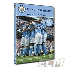 【予約PRM01】【国内未発売】マンチェスターシティ 15-16シーズン DVD 【サッカー/プレミアリーグ/Manchester City/アグエロ/シルバ】