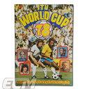 【国内未発売】【激レア!】ワールドカップ 1978 アルゼンチン大会 トーナメントプログラム (ITVエディション) 【サッカー/World Cup/Progr...