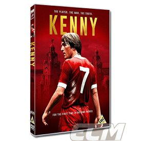 【予約PRM01】【国内未発売】ケニー・ダグルリッシュ リバプールFC「KENNY」ドキュメンタリー DVD 【サッカー/プレミアリーグ/Liverpool/Dalglish】