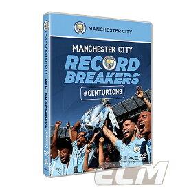 """【国内未発売】マンチェスターシティ 17-18シーズンDVD """"Record Breakers Centurions"""" 【グアルディオラ/プレミアリーグ/Manchester City/サッカー/アグエロ】PRM01"""