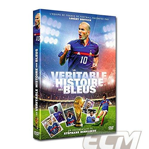 """【予約FRA02】【国内未発売】フランス代表 """"La veritable histoire des bleus"""" ドキュメンタリーDVD 【サッカー/エムバペ/グリーズマン/ロシアワールドカップ】"""