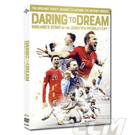 """【国内未発売】イングランド代表 ロシア2018W杯 ドキュメンタリー ブルーレイ&DVD """"Daring to Dream""""【サッカー/ワールドカップ/ケイン/サウスゲート】PRM01"""