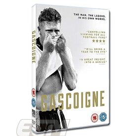 """【予約PRM01】【国内未発売】ポール・ガスコイン ドキュメンタリーDVD """"Gascoigne""""【サッカー/トットナム/ラツィオ/イングランド代表/DVD】"""