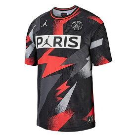 【海外買付】JOR19 レッドParis Saint-Germain x JORDAN メッシュトップ レッドxブラック【サッカー/PSG/パリサンジェルマン/ジョーダン】