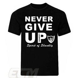 【予約ECM12】【国内未発売】リバプール Liverpool & Mo Salah Never Give Up Tシャツ【Liverpool/サッカー/CL決勝/クロップ/サラー】 ネコポス対応可能