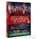 """【予約PRM01】【国内未発売】リバプール 18-19シーズン """"Champions of Europe Season Review """" DVD ブルーレイ【クロ…"""