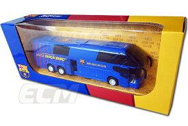 【国内未発売】FCバルセロナ オフィシャルグッズ バス模型 (1:50) 【モデルカー/BARCELONA/スペインリーグ/メッシ/サッカー】SPE03