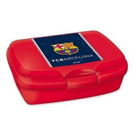 【予約ECM25】【国内未発売】FCバルセロナ オフィシャル サンドウイッチボックス【サッカー/FC Barcelona/スペインリーグ/弁当箱】