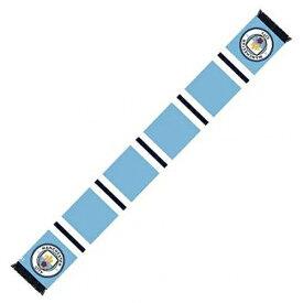 【国内未発売】CTY19 STマンチェスターシティ 公式グッズ マフラーST【サッカー/Manchester City/プレミアリーグ/スカーフ/アグエロ】ECM25