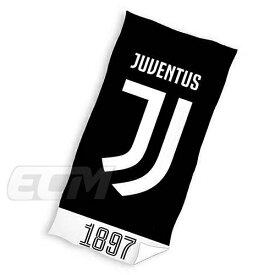 【予約ECM25】【国内未発売】ユベントス オフィシャルクレスト タオル BW【サッカー/Juventus/セリエA/Cロナウド】