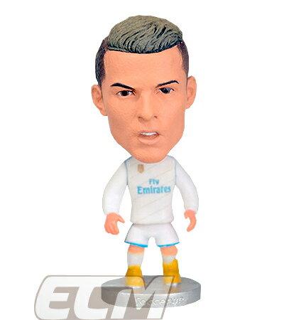 Cロナウド【SCWフィギュア5体より送料無料】クリスティアーノ・ロナウド レアルマドリード 17-18 フィギュア 【サッカー/ポルトガル代表/スペインリーグ/Ronaldo/Real Madrid】KDT