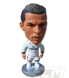 Cロナウド【SCWフィギュア5体より送料無料】クリスティアーノ・ロナウド レアル・マドリード クラシックバージョン フィギュア【サッカー/ポルトガル代表/スペインリーグ/C.Ronaldo/Real Madrid】KDT