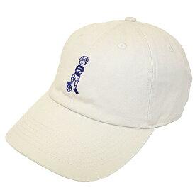 【GRN2019SS】GFPH19905GRANDE サッカーボーイ刺繍 BBキャップ ナチュラル【サッカー/グランデ/フットサル/サポーター/帽子/CAP】