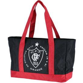 【SALE35%OFF】【GS018】GRANDE ビックトートバック ブラックxレッド【グランデ/サッカー/フットサル/サポーター/BAG】