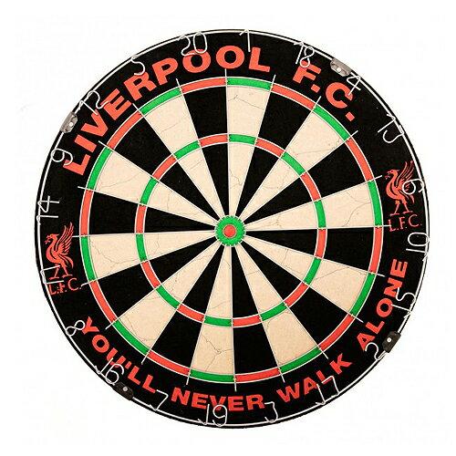 【予約LIV01】【国内未発売】A12132リバプール 公式グッズ LFCダーツボード【プレミアリーグ/Liverpool/リヴァプール/サッカー】