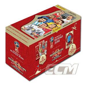 【国内未発売】【ワールドカップ2018】PANINI Adrenalyn XL World Cup Russia 2018 公式 ギフトボックス【サッカー/パニーニ/サッカーカード/トレカ/ワールドカップ2018】WCR01