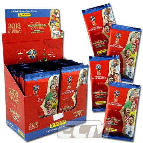 【国内未発売】【ワールドカップ2018】PANINI Adrenalyn XL World Cup Russia 2018 公式 トレーディングカード【サッカー/パニーニ/サッカーカード/トレカ/ワールドカップ2018】WCR01