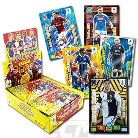 【国内未発売】CAL01PANINI Adrenalyn XL Calciatori 19-20 イタリア・セリエA ボックス販売【サッカー/ACミラン/インテル/ユベントス/ASローマ/トレカ/トレーディングカード】