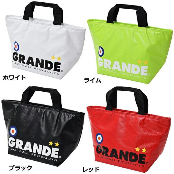 【GRNL01】GRANDE クーラートートバッグ【グランデ/サッカー/フットサル/サポーター/ランチ】