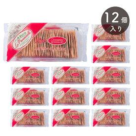 ラ・パンツァネーラ ミニクロッカンティーニ ローズマリー 170g×12個(1ケース) [正規輸入品]