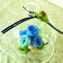 フルーツドーム プリザーブドフラワー フラワー ガラスケース ブリザード ブリザーブドフラワ
