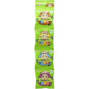 1歳からのおやつ+DHA ごませんべい4連【6g×4袋】【smtb-TD】【RCP】【和光堂】【1歳頃から】