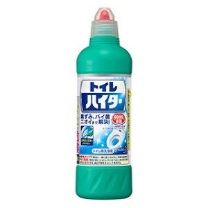 【花王】除菌洗浄トイレハイター 500ml【smtb-TD】【RCP】【トイレ用洗浄剤(塩素系)】