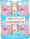 【送料無料】【4缶にスティック20本】雪印メグミルクたっち 850g×4缶【さらにおしりふき80枚付】【送料無料*沖縄地区…