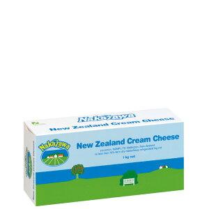 中沢乳業 ニュージーランドクリームチーズ 1kg(冷蔵) 業務用 お菓子 料理に