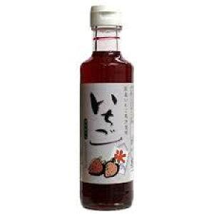 中村商店 氷みつ いちご 200mlX12本(1ケース) 瓶 イチゴ ストロベリー かき氷 シロップ 業務用 送料無料