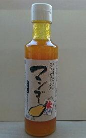 かき氷 シロップ 中村商店 氷みつ マンゴー 200mlX12本(1ケース) 瓶 業務用