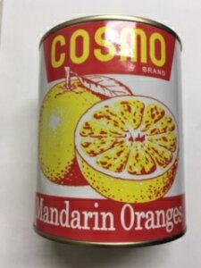 輸入みかん ブロークン 2号缶 ゼリー ジュース用 みかん缶詰