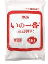 【送料無料】MCFS いの一番 1kg×10袋入り(1ケース)