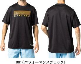 asics アシックス バスケットボール Tシャツ グラフィックショートスリーブトップ MENS 男性用 2063A097