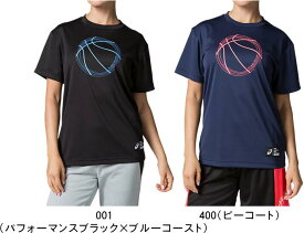 asics アシックス バスケットボール Tシャツ グラフィックショートスリーブトップ WOMENS レディース 2062A032
