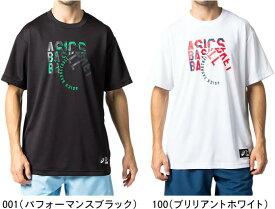 asics アシックス バスケットボール Tシャツ グラフィックショートスリーブトップ MENS メンズ 2063A095