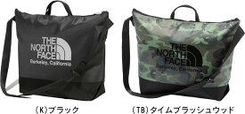 【あす楽】【送料無料】THE NORTH FACE ノースフェイス BCショルダートート BC Shoulder Tote NM82156 (K)ブラック (TB)タイムブラッシュウッド