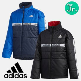 アディダス ウインドブレーカー ジャケット ジュニア キッズ 男の子 SPORT ID パデッド ジャケット FYQ58 adidas