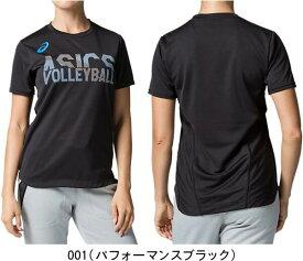 asics アシックス バレーボール Tシャツ W'Sグラフィックショートスリーブトップ WOMENS レディース 2052A133