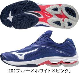 【あす楽】MIZUNO ミズノ バレーボールシューズ ウエーブライトニングZ6 WAVE LIGHTNING Z6 ローカット V1GA2000 20 MEN WOMEN メンズ レディース