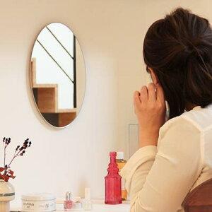 鏡壁掛けミラー貼る貼れる賃貸アパートマンション壁トイレ洗面台洗面鏡玄関寝室北欧メイク化粧DIYおしゃれオシャレ可愛いデザインデザインミラーカフェ送料無料ギフト新築祝いディスプレイ備品ラウンド丸