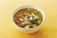 しいたけ野菜スープイメージ