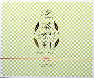 クッキー 24枚入 茶都利(さとり)静岡抹茶 ラングドシャ 濃厚 贅沢 ギフト お土産