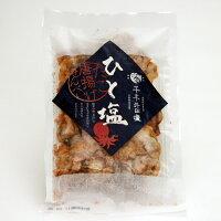 絶景の地で生まれる「千年井田塩」で味わう、たこの唐揚げせんべいひと塩1袋(80g)
