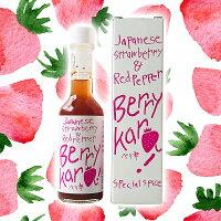 Berrykaraベリ辛【伊豆いちごファクトリー】【いちごのタバスコ】