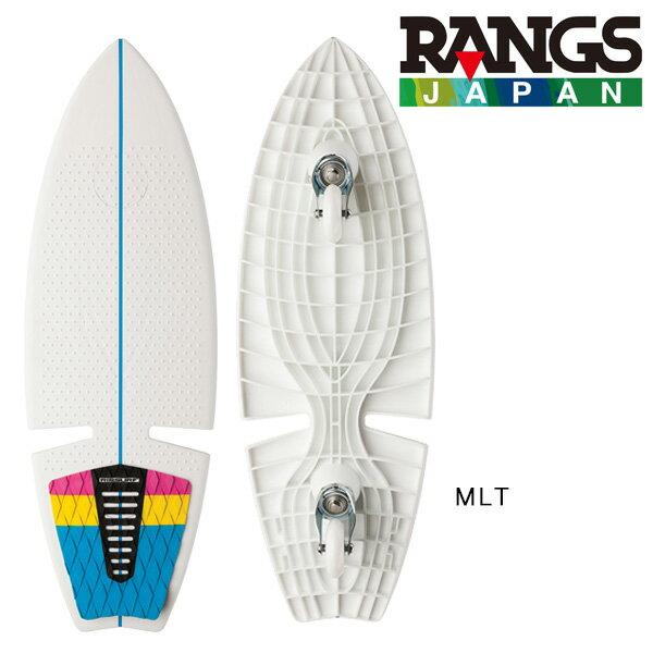 送料無料 サーフスケートボード RANGS JAPAN ラングスジャパン RIPSURF リップサーフ EE A18