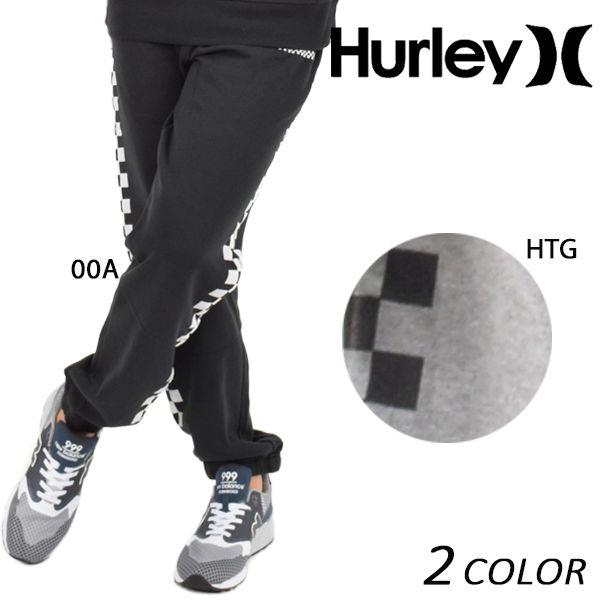 SALE セール 50%OFF メンズ ロング パンツ (スウェット) Hurley ハーレー MTPGMCGH6 EE1 K7